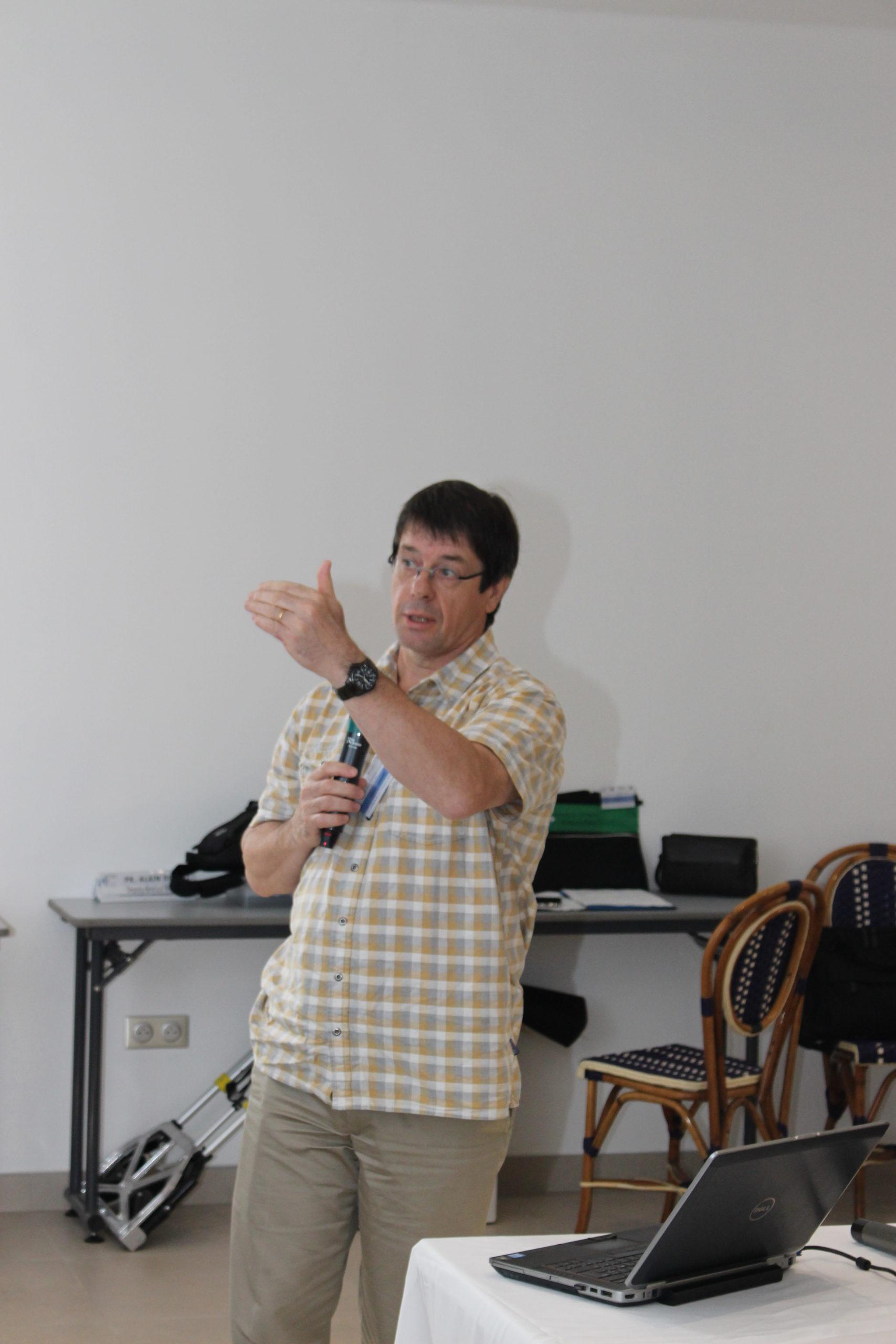 Ecole d'été GDRI (56)